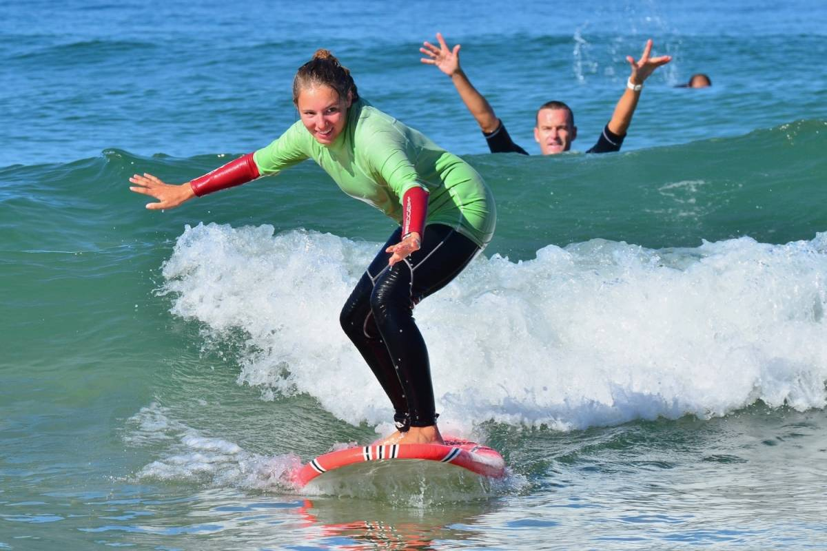 Oceano Surf Camps Children´s Summer Surf Camp