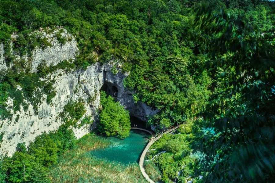"Travel Agency"" South Tours"" National Park Plitvice Lakes from Split and Trogir"
