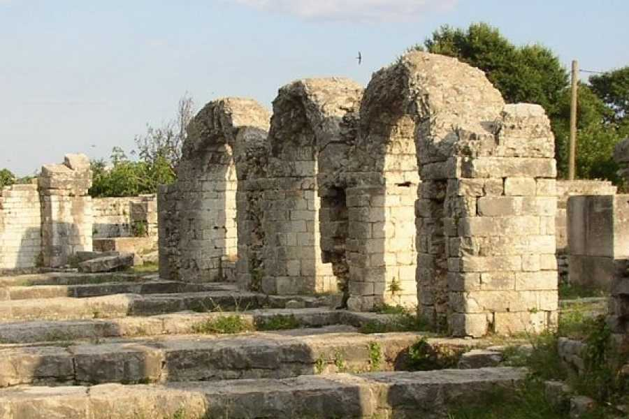 "Travel Agency"" South Tours"" Split and Salona Cultural Heritage Day Tour from Split and Trogir"