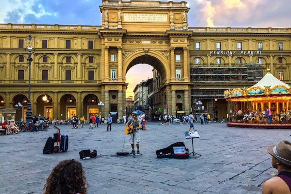 walks in europe Spirit of Florence ( Shared Tour)