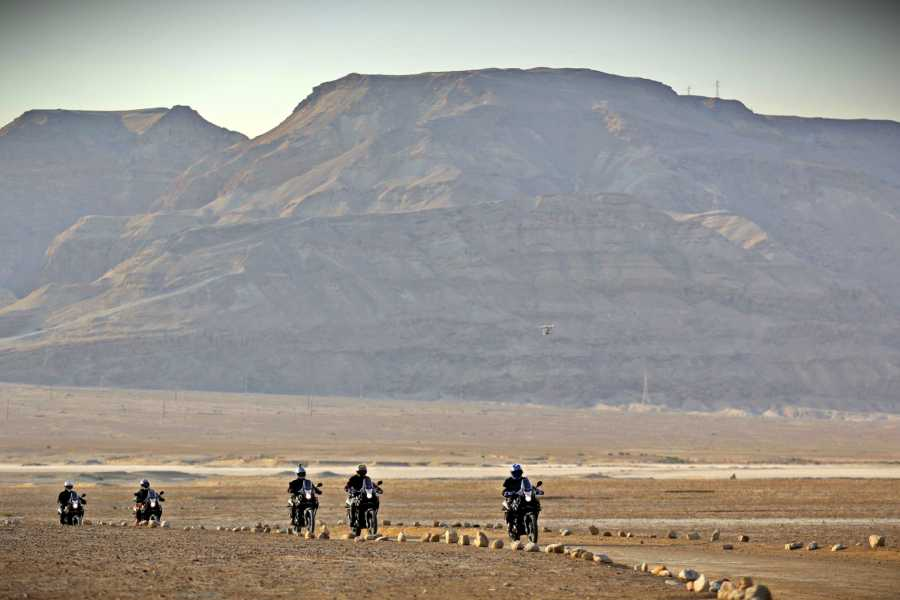 Bikelife - Motorcycle Tours in Israel Desert Riding and Rappelling