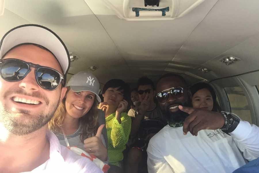 ExumaEscapes Pig Beach Flight Express Tour - Plane to Boat (PBX)