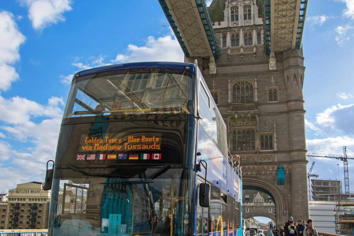 Muslim History Tours The Sightseeing Bus Tour