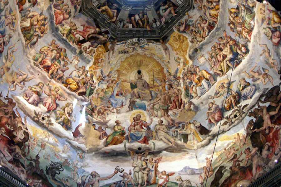 walks in europe Florence Accademia & Duomo ( Shared Tour)