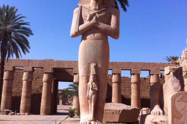 4 Days 3 Nights Egypt travel package to Cairo Luxor & ASWAN