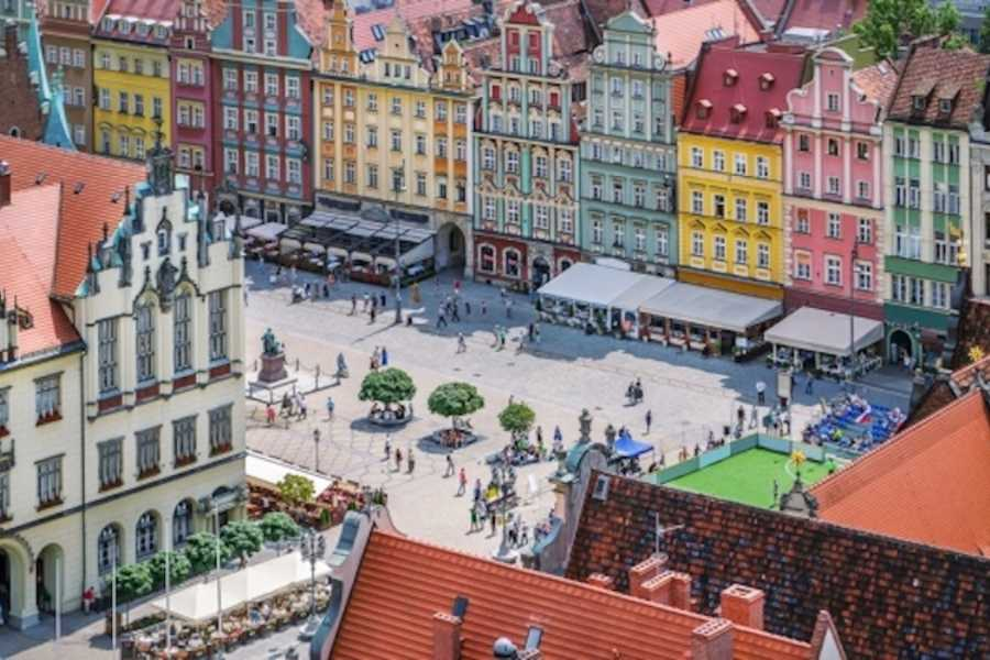 walks in europe Wroclaw Old City Walking Tours ( Shared Tour)