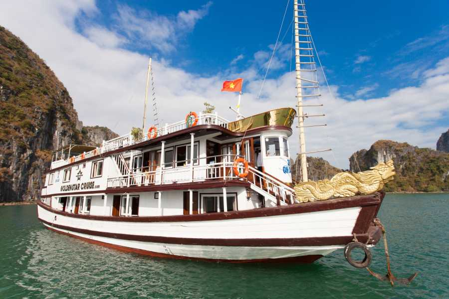 Friends Travel Vietnam Golden Star Cruise | 2D1N Ha Long Bay