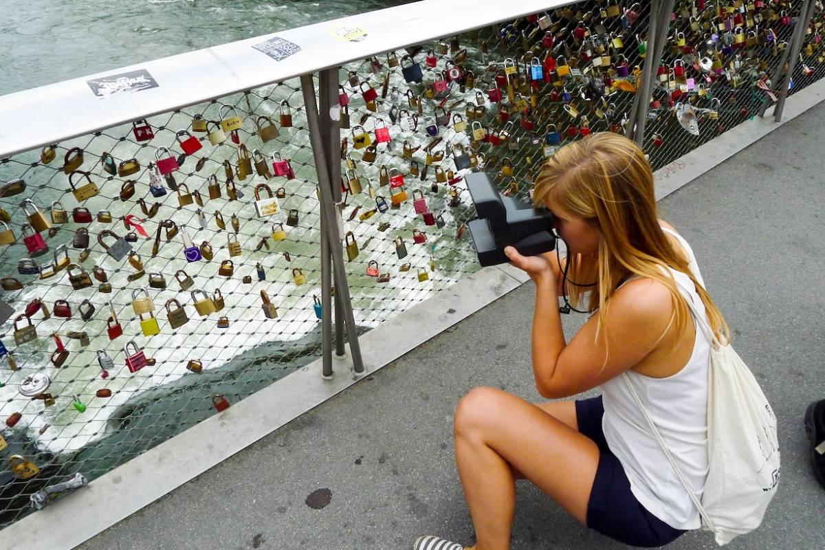 Sophort Polaroid Photo Tour Graz - Diagonale Special