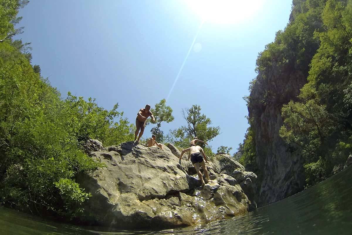 Sugaman Tours Rafting Tour from Split