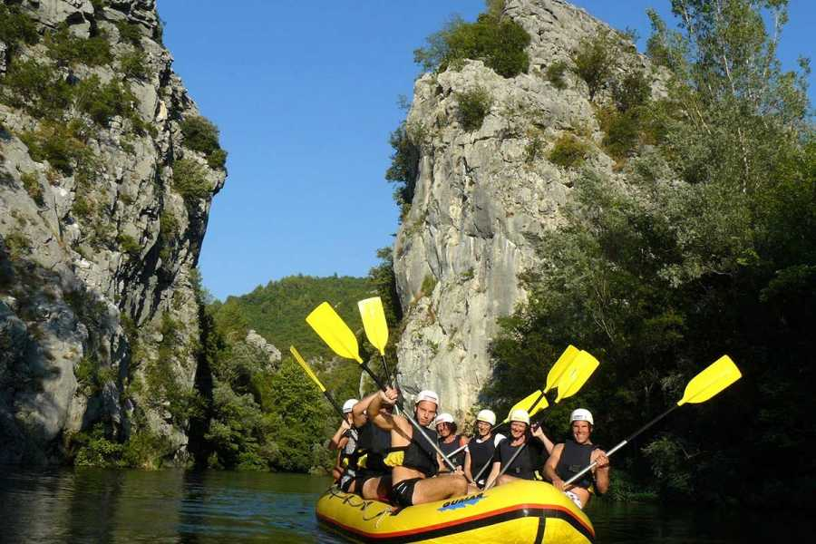 Sugaman Tours Rafting Tour from Split