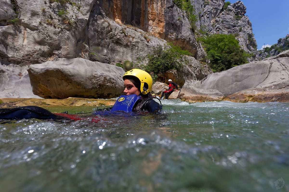 Sugaman Tours Canyoning tour from Split