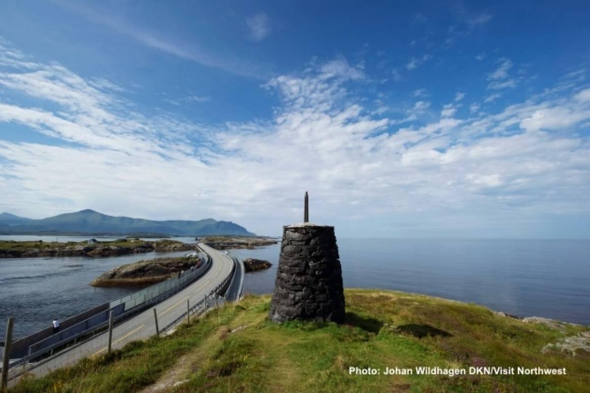 FRAM Rundtur til Nasjonal turistveg Atlanterhavsvegen & Kristiansund