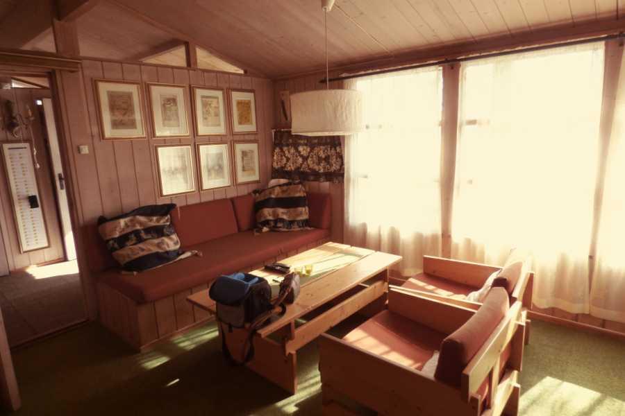"""Hardanger Feriesenter AS Neshagen 3 """"Writer Cottage"""""""