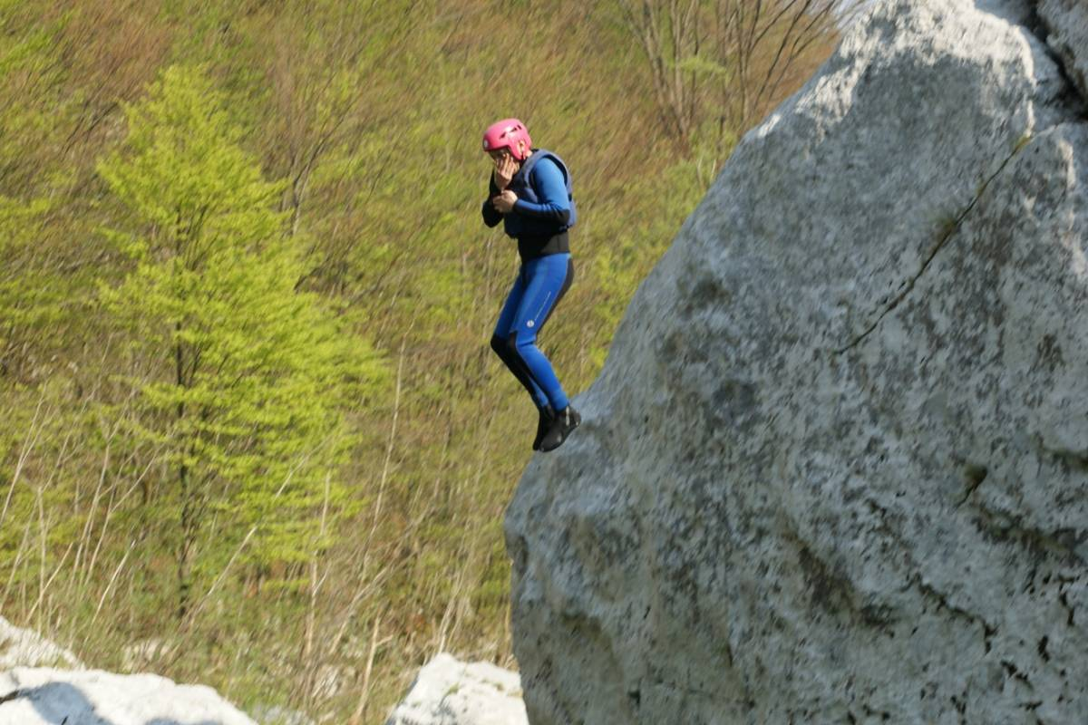 HungaroRaft Kft Rafting hétvége Szlovéniában, Szabó Sanyi szervezésében