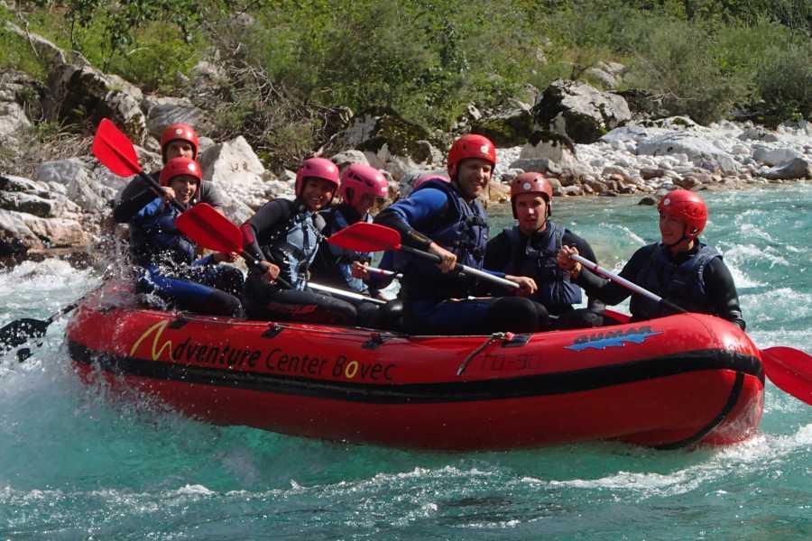 HungaroRaft Kft Rafting hétvége Szlovéniában, 2019. május 24-26.