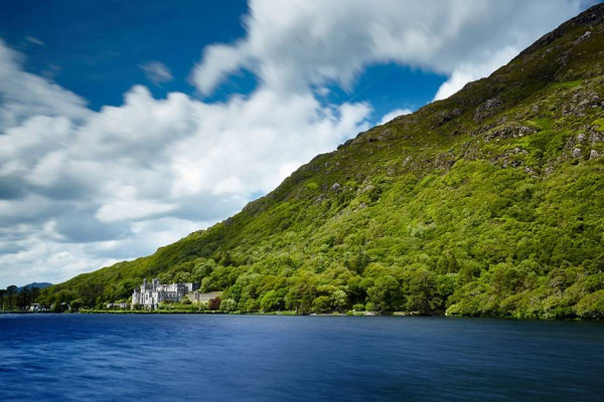 Good Food Ireland GIY Weekend with Renvyle House and Kylemore Abbey on The Wild Atlantic Way