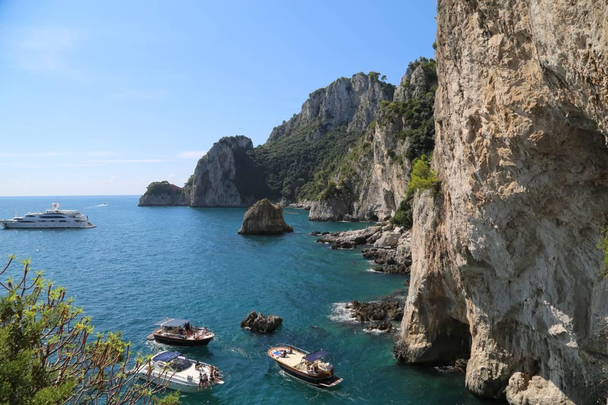 Travel etc Capri & Sorrento Easy Going