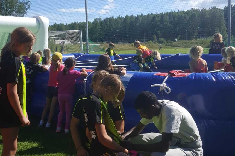 Aktiv Skärgård Fussball spel
