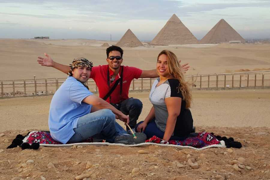 EMO TOURS EGYPT Cairo Short Visit for 2 Days 1 Night to best of Cairo City Egypt