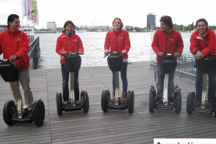Segwaybooking / E-Milers.com Amsterdam | City Tour | 1.5 uur