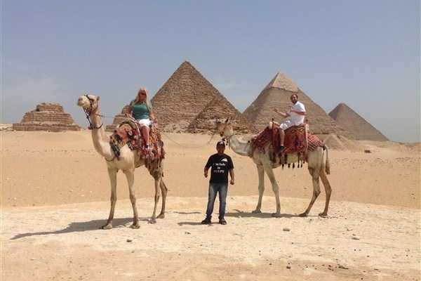 13 Days 12 Nights Egypt Holiday Package