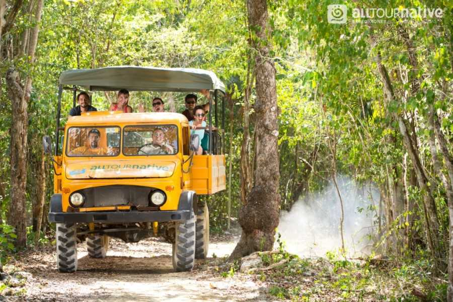 Cancun Vacation Experts MAYAN JUNGLE