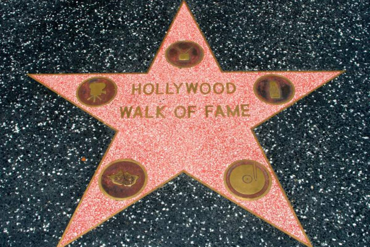 Dream Vacation Builders Hollywood Walk of Fame
