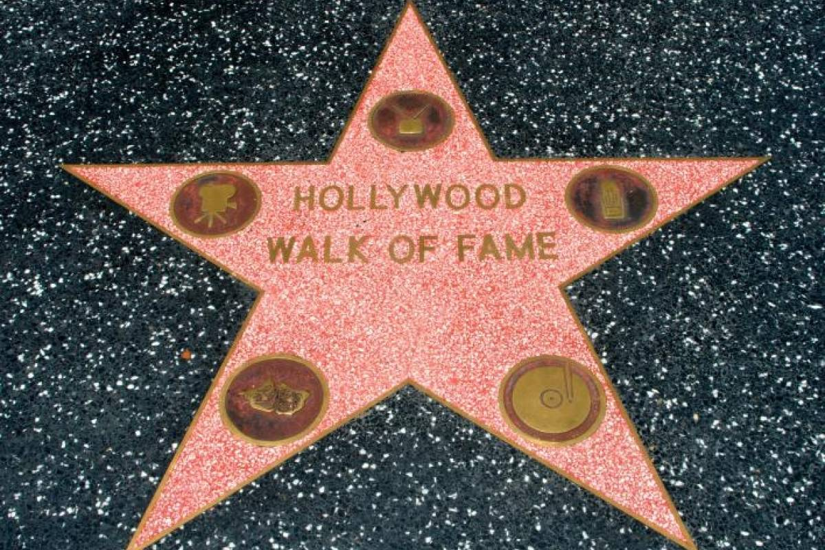 Dream Vacation Builders Hollywood Walk of Fame Self-Guided Tour + Madame Tussauds Hollywood + Round Trip Transfers