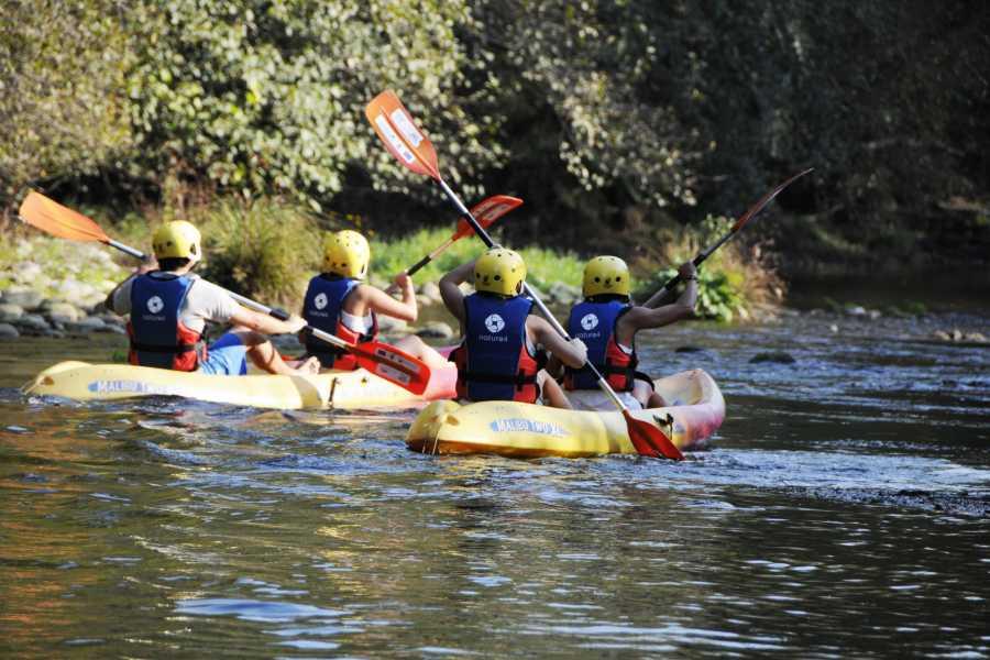 Gerês Holidays Canoeing Vez River