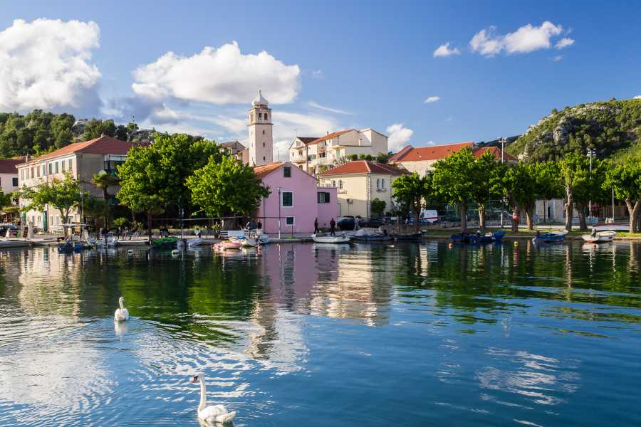 Nature Trips Croatia  Nature & Culture Cruise - from Split
