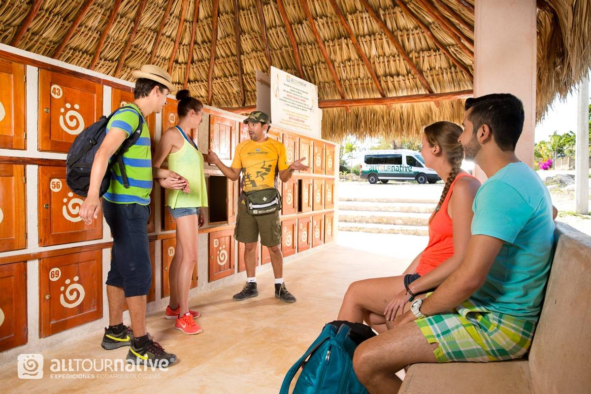 Cancun Vacation Experts MAYAN ENCOUNTER (HALF DAY)
