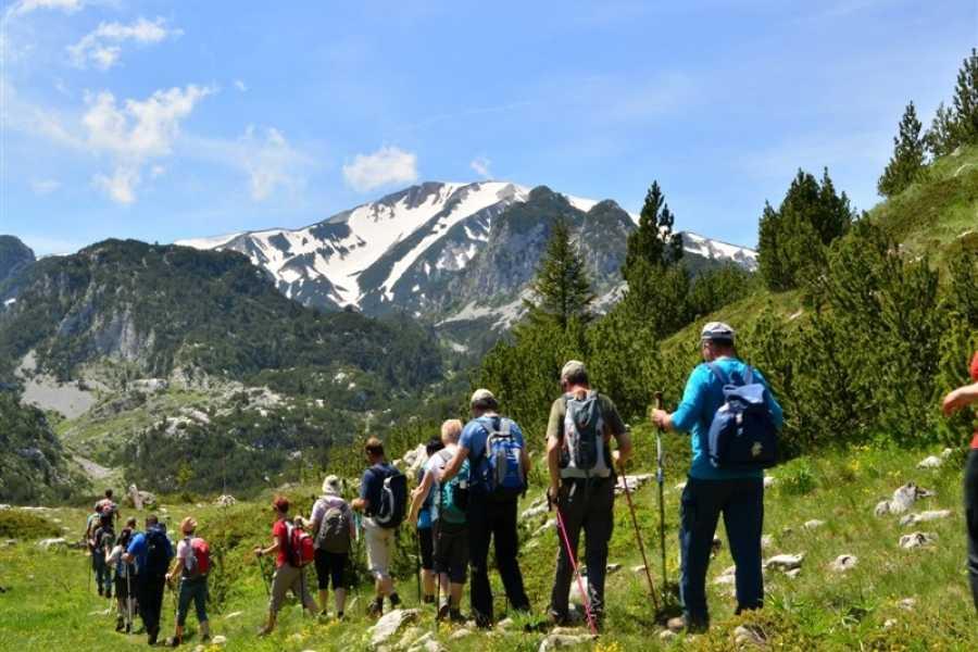 Visit Konjic Hiking Čvrsnica mountain