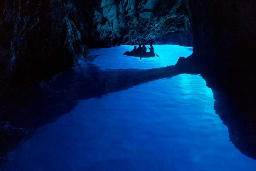 Sugaman Tours Blue Cave Tour from Omis