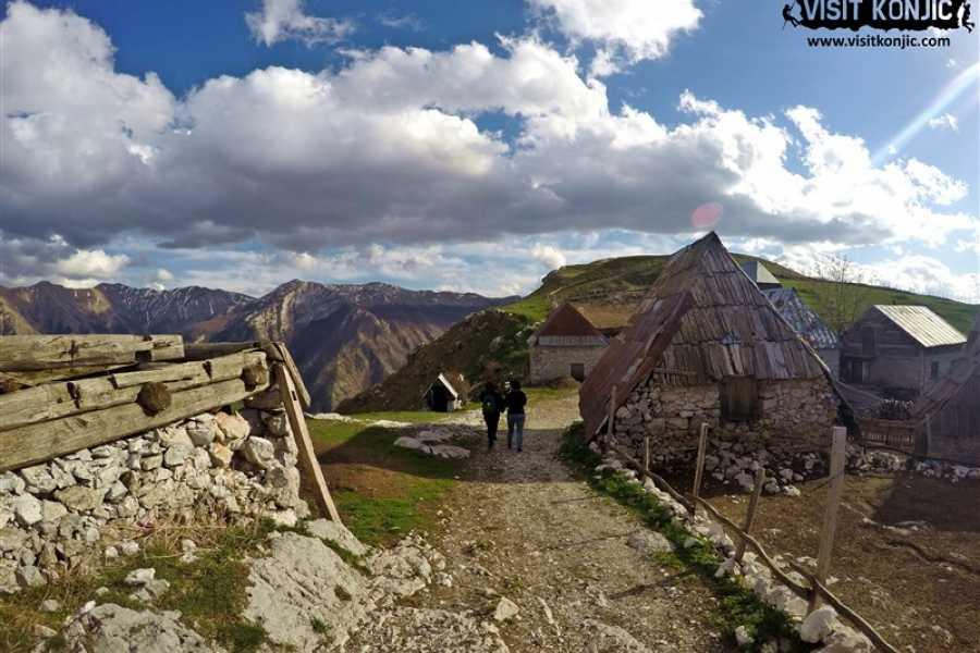 Visit Konjic Hiking adventure in BiH / 8 days