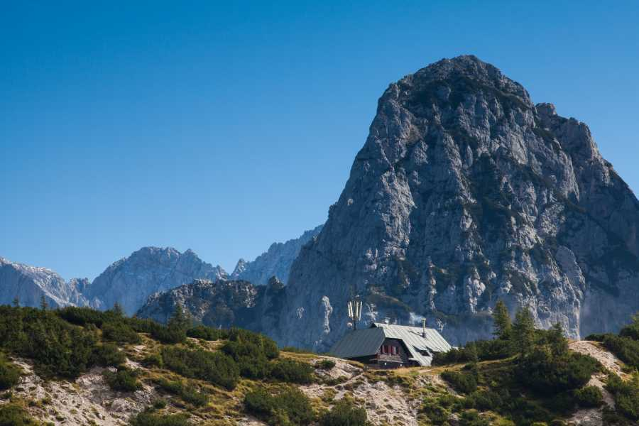 Nature Trips Slovenia Hiking: Alpe Adria Trail  5days- self guided