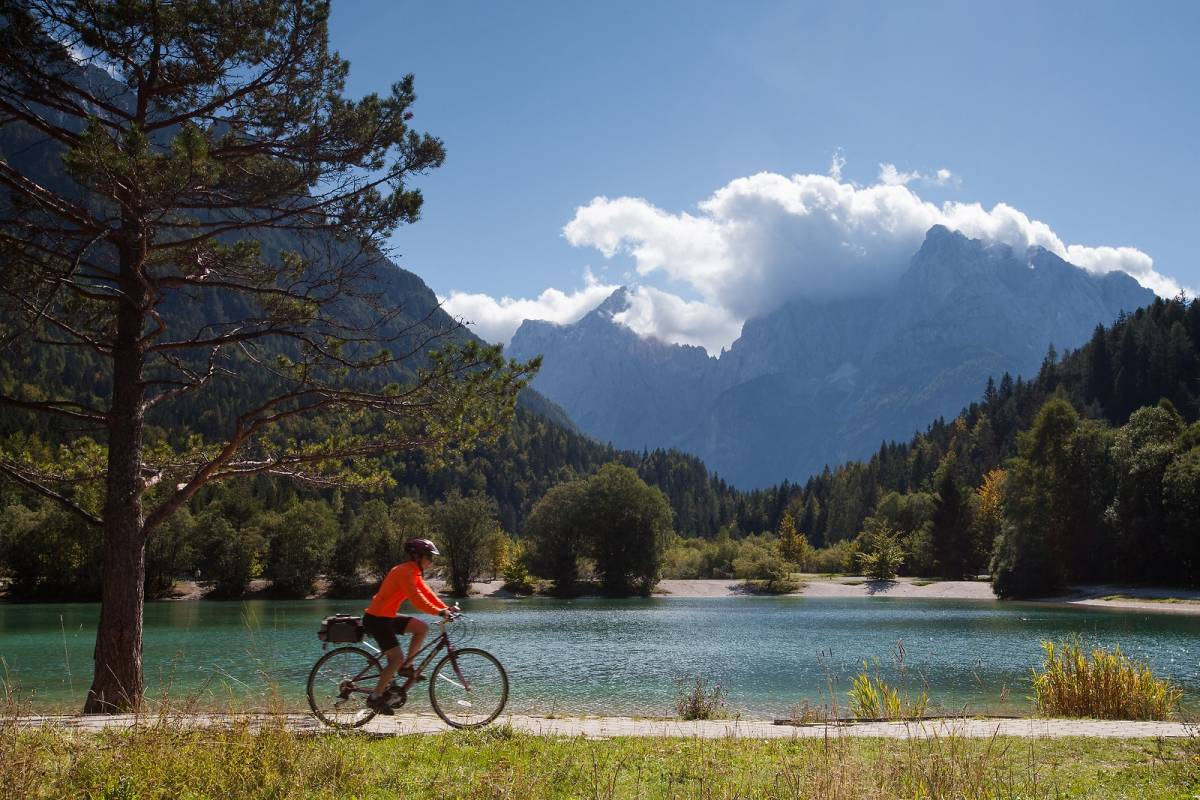 Nature Trips Slovenia  -EBike Holiday - 8days in Triglav national park
