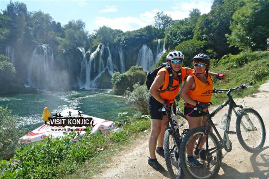 Visit Konjic Biking through BiH / 8 days