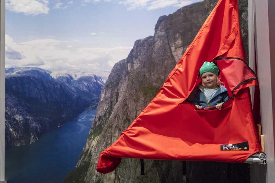 Norsk Tindesenter Eintrittskarte Norsk Tindesenter (Bergsteigerzentrum)