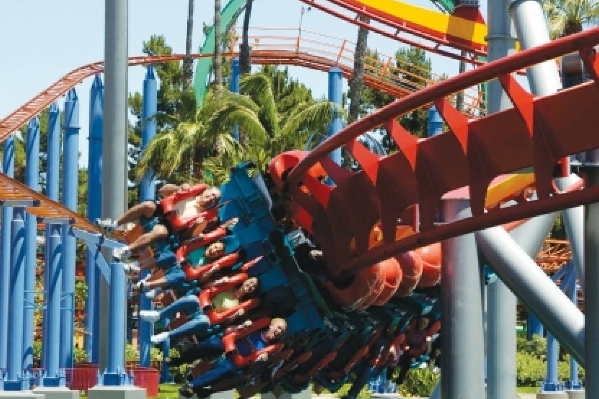 Dream Vacation Builders Knott's Berry Farm From L.A.
