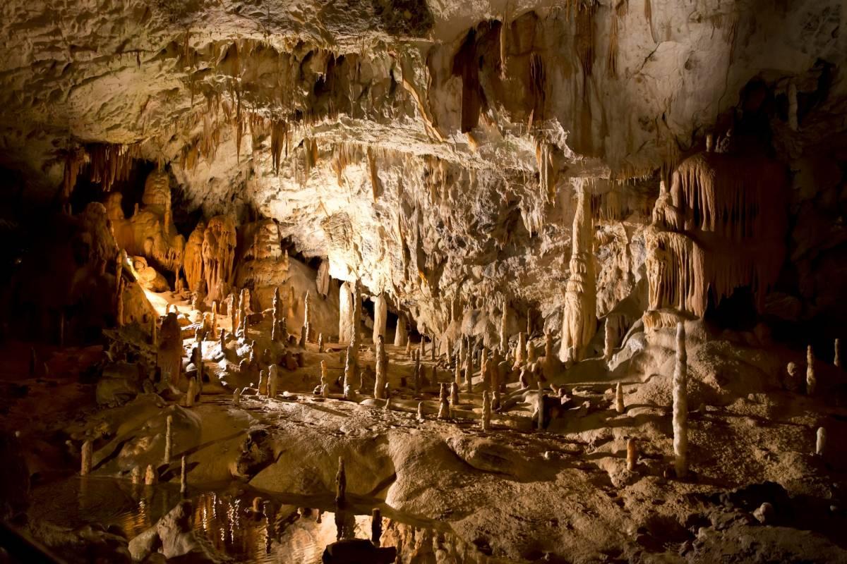 Ride around Grotte di Postumia
