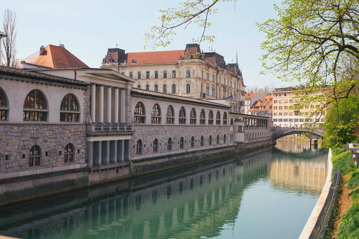 Ride around Ljubljana in a day