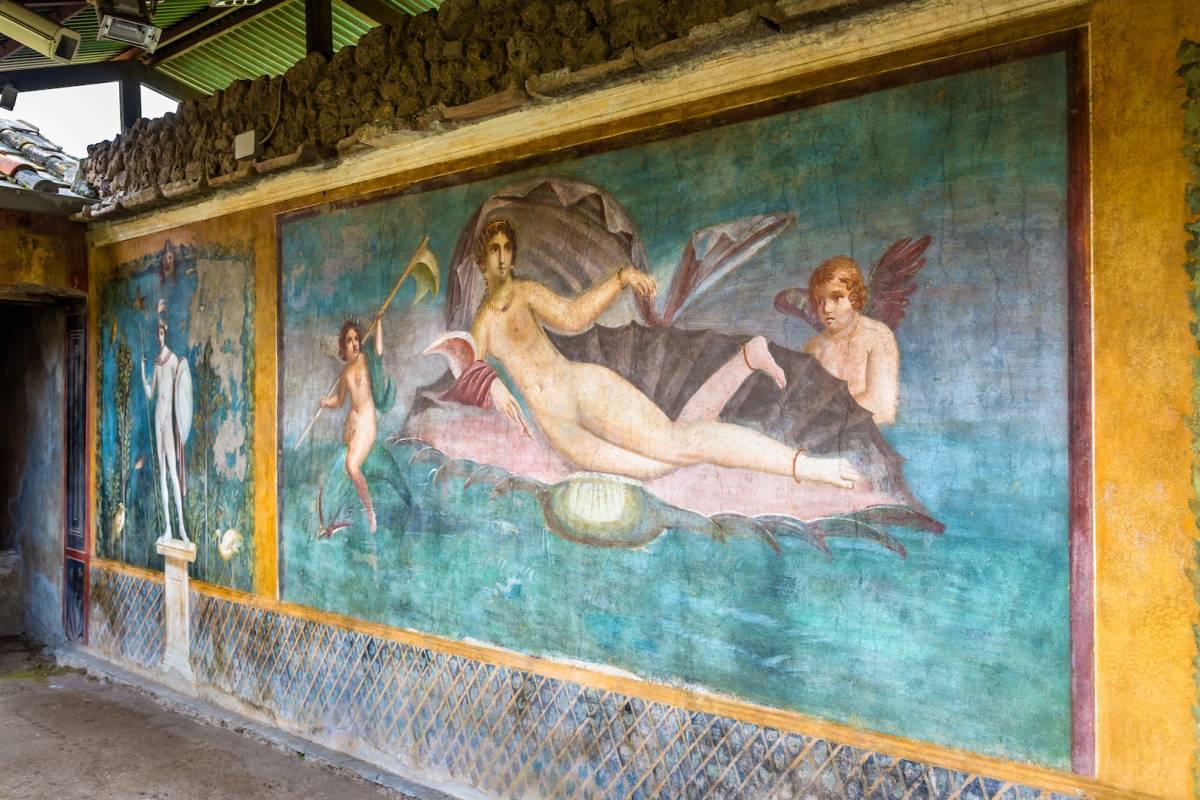 Travel etc Pompeii & Vesuvius from Naples