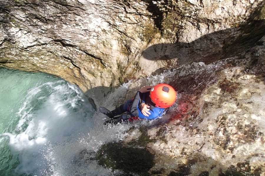 HungaroRaft Kft Rafting & Canyoning weekend in Slovenia, 2 nights accommodation