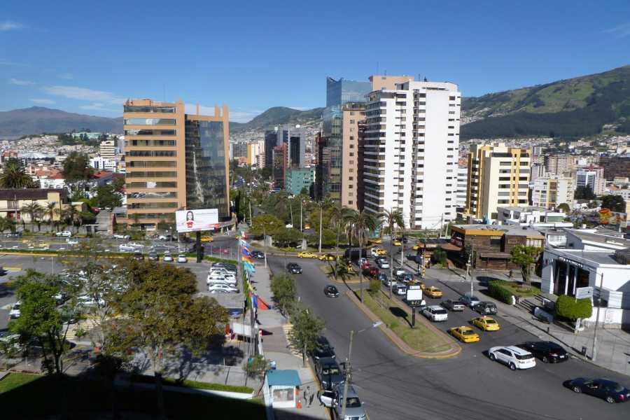 Gray Line Ecuador Quito Airport Express - Traslado Aeropuerto / Hotel