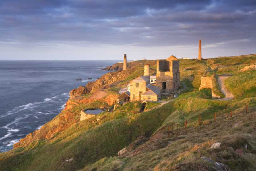 Oates Travel St Ives POLDARK IN WEST CORNWALL DAY TRIP