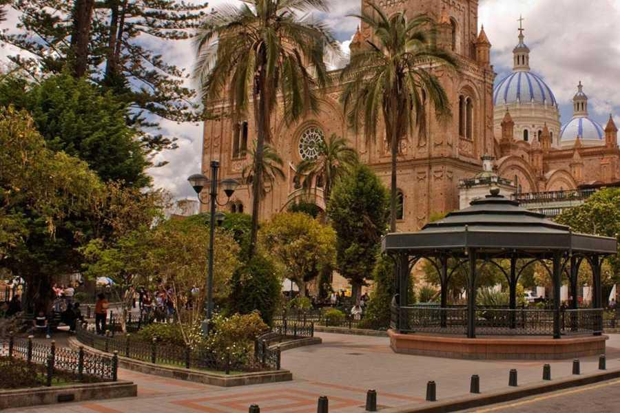 Gray Line Ecuador Traslado Aeropuerto / hotel en Cuenca