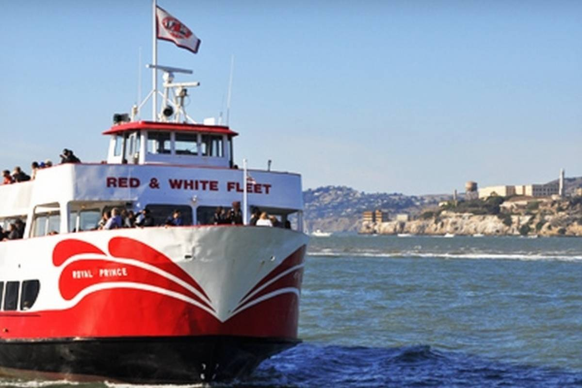 Dream Vacation Builders Red and White Cruises