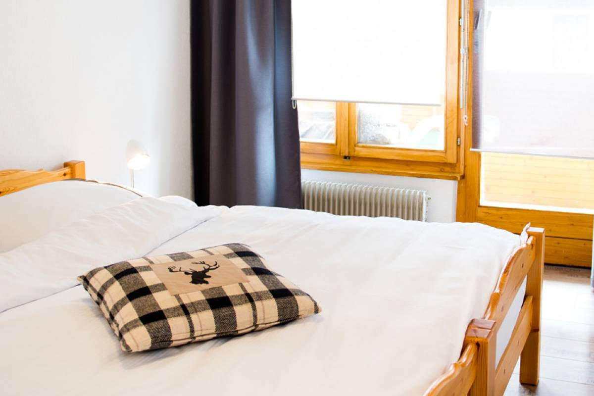 Saas-Fee Guides ISTA ST1 - Package Hotel Marmotte