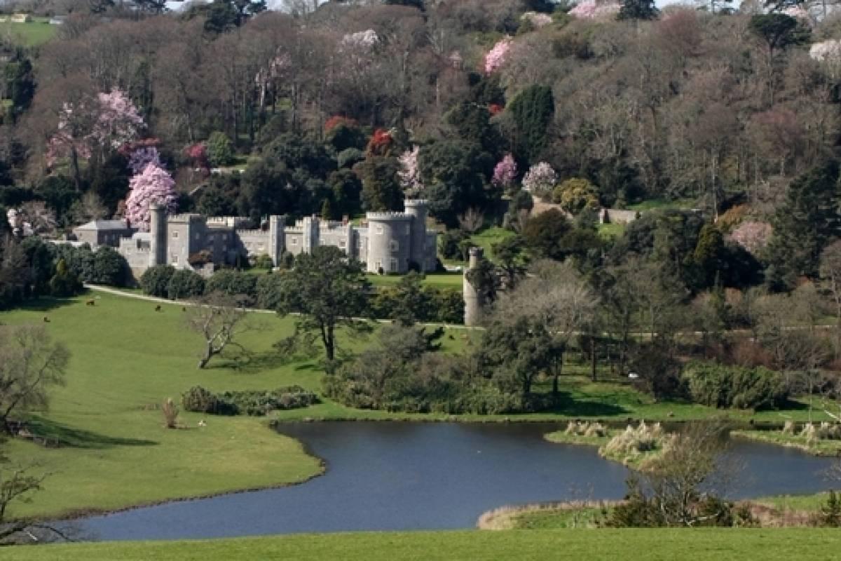 Oates Travel St Ives Caerhays Castle & Garden