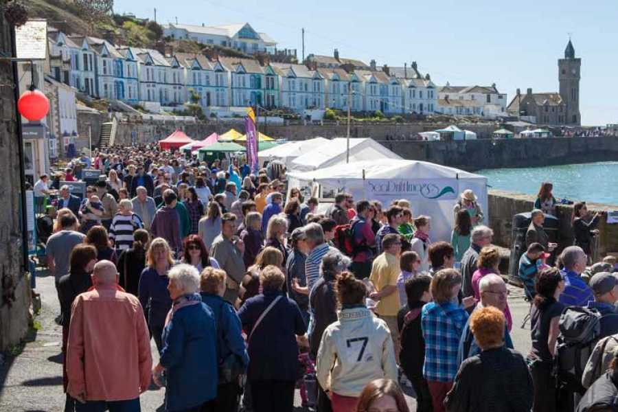 Oates Travel St Ives PORTHLEVEN FOOD FESTIVAL, SUNDAY 22ND APRIL